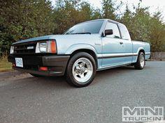 1988 Mazda B2200 Pickup