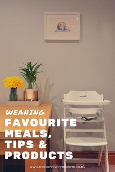 WEANING: Favourite Meals, Tips and Products My Favorite Food, Favorite Recipes, Healthy Finger Foods, Pregnancy Advice, Baby Led Weaning, Infant Activities, Meals For One, Parenting Advice, Baby Food Recipes