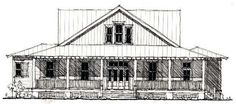 House Plan 73867 | Country   Historic    Plan with 2853 Sq. Ft., 3 Bedrooms, 3 Bathrooms