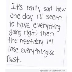 Sad Quotes and Sayings ❤ liked on Polyvore featuring quotes, text, backgrounds, black and white, phrase and saying