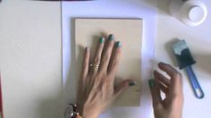 Come trasferire una foto sul legno- VIDEO facile e veloce - Direttanews.it