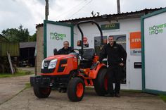 Reco have appointed the services of two more dealers to the Kioti range of ground care machinery, to further increase its reach across the U...