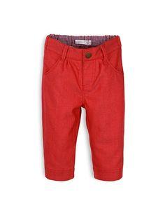 Spodnie w kolorze czerwonym 69,90zł http://www.modnelobuziaki.pl/spodnie-w-kolorze-czerwonym-id-138