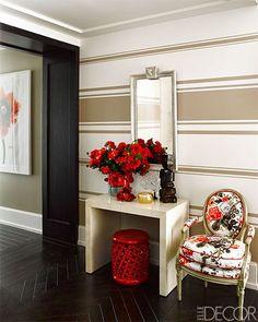 Entrance Foyer by Alessandra Branca