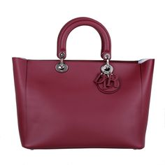 Christian Dior Lady Dior Large Tote Bordeaux bei Fashionette