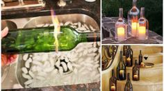 How To Easily Cut A Wine Bottle   DIY Cozy Home