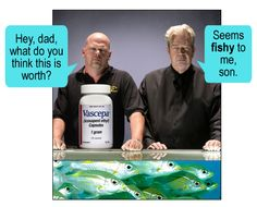Pharma Marketing Blog: Did Pawn Star Rick Harrison Ask His Daddy About the Value of Vascepa Omega-3 Fish Oil?