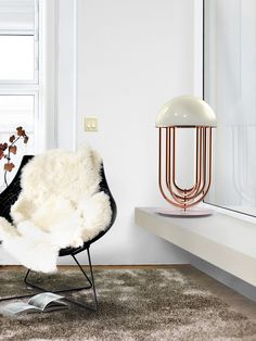 Visit and follow contemporarylighting.eu for more inspiring images and decor ideas
