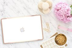 Buy Now Platinum Edition New York Green Mint with Rose Gold Edge Detailing Hybrid Hard Case for Apple Mac Air & Mac Pro Retina, Mac by Cliqueshops.