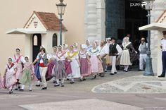 Fête de la Saint Jean à Monaco le 23 juin 2012