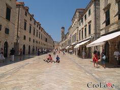 Stare miasto w Dubrowniku // Dubrovnik #Dubrownik #Dubrovnik #Chorwacja #Croatia http://crolove.pl/wakacje-w-dubrowniku-wskazowki/