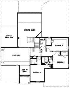 New Haven, second floor Second Floor, Floor Plans, Flooring, How To Plan, House, Home, Hardwood Floor, Haus, Floor