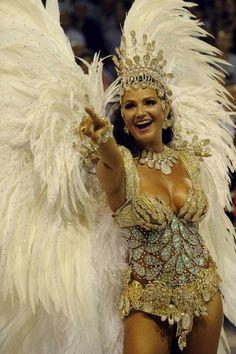 Rio de Janeiro, samba Carnaval, Rainha de Bateria