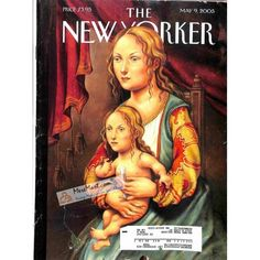 Cover Print of New Yorker, May 9 2005 | $6.60