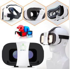 FiiT VR 2S 3D VR Glasses for 4.0 ~ 6.5 inch iPhone Android Smart Phone......free shipping Tech Gadgets, Vr, Smartphone, Android, Free Shipping, Iphone, Glasses, Eyewear, Eyeglasses