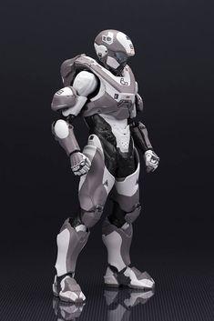 1/10 Artfx+ Halo Spartan Athlon PVC by Kotobukiya. (4) HobbyLink Japan