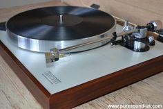 PureSound-UK - LUXMAN PD264 Turntable