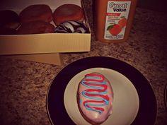 Family Night: Pajama Doughnut run- so fun!
