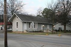 Jonesboro , Lake City , & Eastern Railroad Depot in Mississippi County, Arkansas