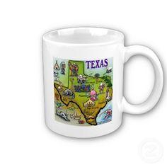 Texas mug.