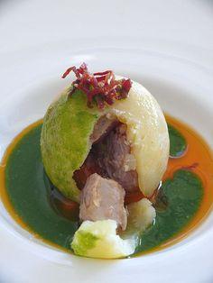 La patata del cocido. Pepe Vieira