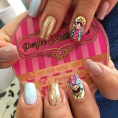 Nail Spa, Beauty Nails, Manicure, Nail Jewels, Art Nails, Lace Nails, Drawings, Ongles, Nail Bar