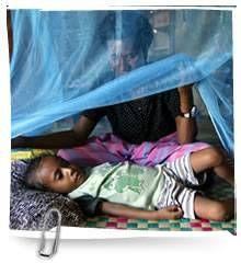 È proprio vero, basta il pensiero! E allora pensa che questo regalo salva un bambino dalla malaria! Questa zanzariera impregnata di insetticida a lunga durata fa proprio questo: mette una barriera fra un bambino e la malaria. In Africa questa malattia uccide un bambino ogni 45 secondi. L'UNICEF è il maggior distributore al mondo di zanzariere.  http://regali.unicef.it/index.php/regali-per-la-vita/sopravvivenza-e-salute/kit-2-zanzariere-con-insetticida.html