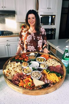 Epic Greek Charcuterie Board in 2020 Plateau Charcuterie, Charcuterie And Cheese Board, Charcuterie Platter, Cheese Boards, Hummus Platter, Party Food Platters, Food Trays, Cheese Platters, Party Trays