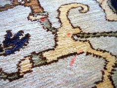 How to get tough stains out of rugs. this is a life saver.
