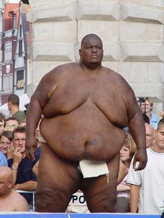 The world's strongest sumo-man - Emanuel Yarbrough   Flickr - Photo ...