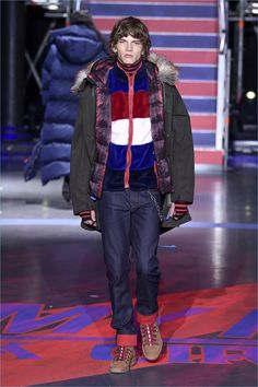 Nineties style continues to thrive during London Fashion Week. Tommy Hilfiger follows hot on the heels of Versus Versace's latest collection. The American designer reinserts nineties style as a selling point, but the great thing is that you can buy his clothes now. Hilfiger embraces a see it now, buy it now model by showcasing...[Read More]
