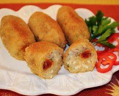 Croquetes de Tofu com Tomate Seco ~ Veganana