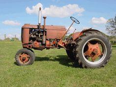 case tractors