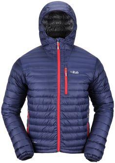 Rab Microlight Alpine Jacket - Men's - Down Insulated Jackets - Men's Jackets - Men's :: CampSaver.com