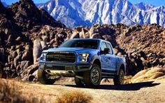 Vehicles Ford Raptor  Ford F-150 Raptor 2016 Ford F-150 Raptor Wallpaper
