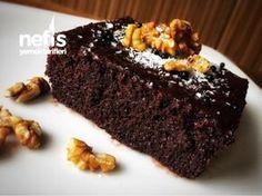Patisserie Cocoa Wet Cake (herrlich) – köstliche Rezepte - My CMS Brownie Recipes, Cake Recipes, Dessert Recipes, Honey Dessert, Mousse Au Chocolat Torte, Pasta Cake, Chocolates, Turkish Sweets, Recipe Mix