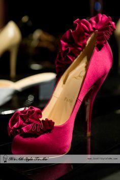 shoes on Pinterest | Oscar De La Renta, Heels and Pump