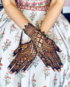 We have got a list of top Mehndi designs for Hand. You can choose Mehndi Design for Hand from the list for your special occasion. Henna Hand Designs, Dulhan Mehndi Designs, Mehndi Designs Finger, Wedding Henna Designs, Engagement Mehndi Designs, Floral Henna Designs, Latest Bridal Mehndi Designs, Stylish Mehndi Designs, Mehndi Design Photos