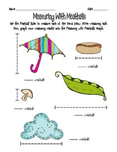 Sub Plans: Cloudy with a Chance of Meatballs by Judi Barrett. So cute and easy.