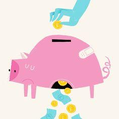 Piggy-banking crisis