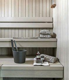 Awesome 48 Wonderful Home Sauna Design Ideas Home Spa Room, Spa Rooms, Contemporary Saunas, Portable Steam Sauna, Sauna Design, Outdoor Sauna, Finnish Sauna, Sauna Room, Minimalist Scandinavian