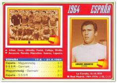 España, campeón de la Eurocopa 1964