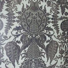 Love this pattern! A stylized botanical # elizabethan #englishgardens #mossmountainfarm #sharethebounty #comeseeus #shoppallen