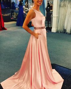 2019 Prom Dress, Satin Prom Dress Strapless Long Prom Evening Dress Shoulder Prom Dress, Long Prom Dress, Shop plus-sized prom dresses for curvy figures and plus-size party dresses. Ball gowns for prom in plus sizes and short plus-sized prom dresses for Prom Dresses Long Pink, Strapless Prom Dresses, Prom Dresses For Sale, Evening Dresses, Bridesmaid Dresses, Formal Dresses, The Dress, Dress Long, Ball Gowns