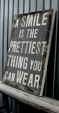 """I should hang this in my closet for all those days where I say, 'I have nothing to wear!!'"" Agreed!"