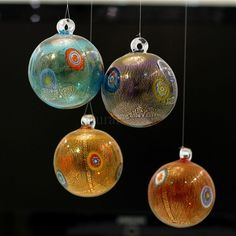 Christmas ball in Murano Glass - MuranoNet Online Store
