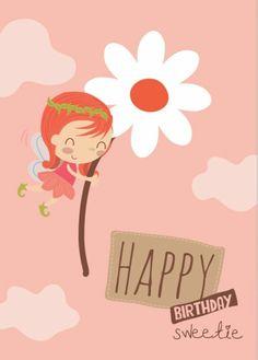 Happy birthday sweetie (Hazel Quintanilla)