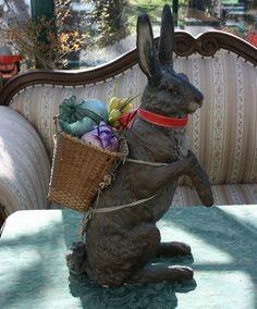 Beautiful big old Easter bunny