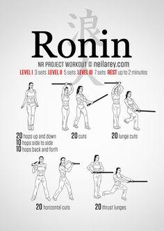 Ronin Workout