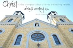 compass post for the directionally challenged by @Jennifer Lee at GettingDownWithJesus.com